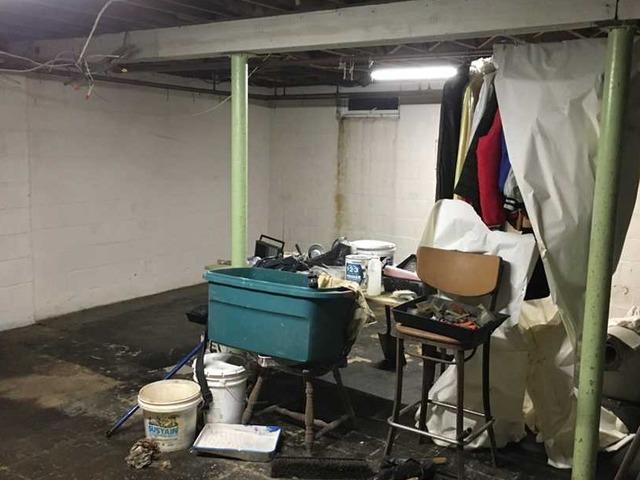 Basement Waterproofing in Red Bank, NJ