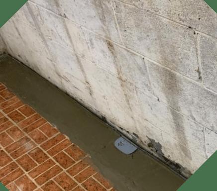 Waterproofing a Basement in Bayonne, NJ