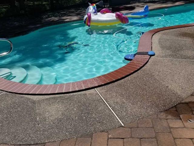 Pool Deck Raising in Shamong, NJ