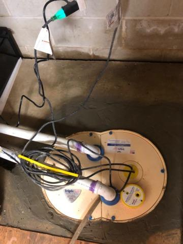 Sump Pump Replacement in Bayville, NJ