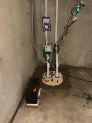 A Sump Pump System to Give Peace of Mind - Flemington, NJ