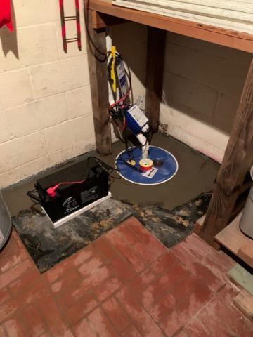 Sump Pump Replacement in Manville, NJ