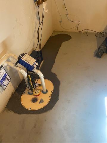 Sump Pump Installation in Columbus, NJ