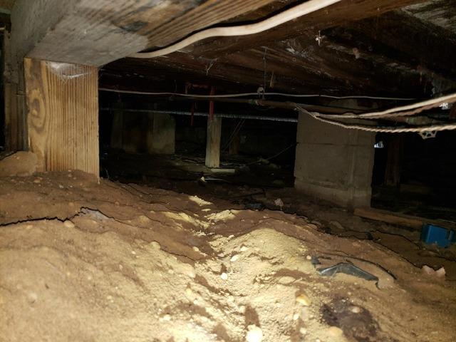 Crawl Space Repair in Barnegat, NJ