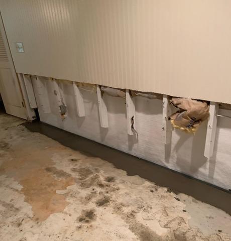 Basement Wall Repair in  Mendham, NJ