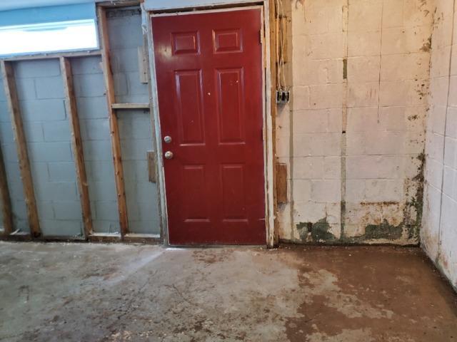 Basement Waterproofing System Installation in Wood Ridge, NJ