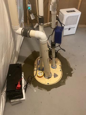 Sump Pump Replacement in Hillsborough, NJ