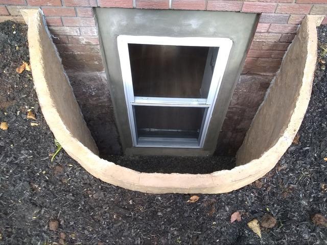 Egress Window Installation in Wallington, NJ