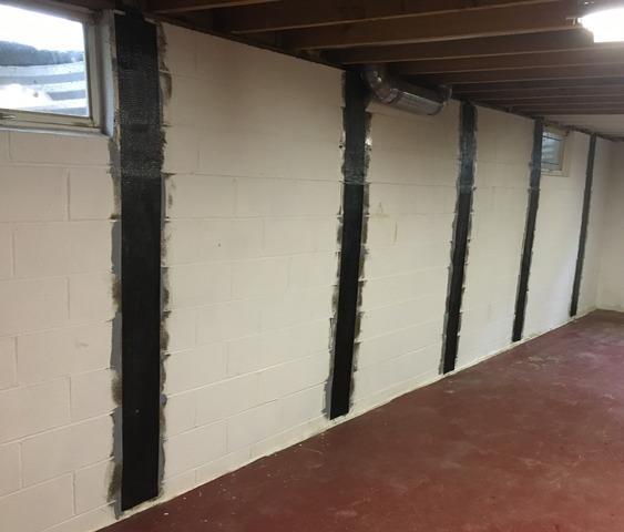 Basement Wall Repair in Brick, NJ