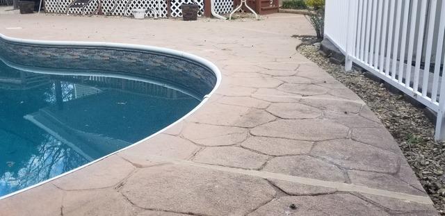 Pool Deck Repair in Stafford, NJ