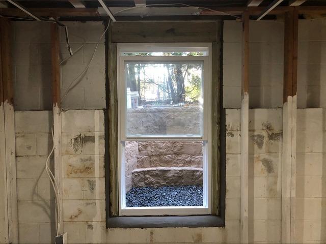 Egress Window Installation in Barnegat, NJ