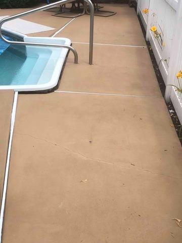 Concrete Patio Repair in Pequannock, NJ