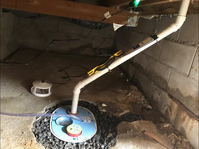 Sump Pump Installation in Monroe, NJ