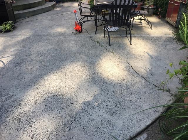 Concrete Patio Repair in Pittstown, NJ