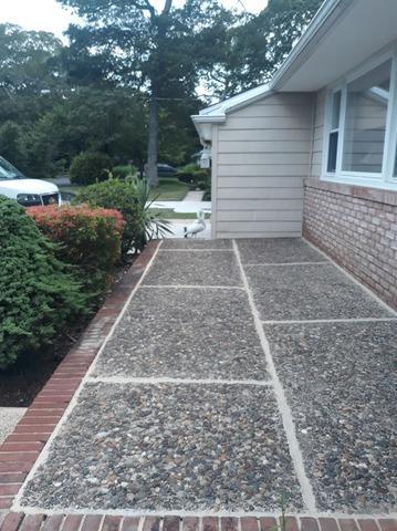 Concrete Leveling Transformation in Northfield, NJ