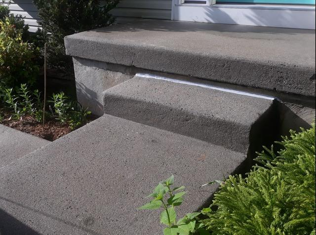 Concrete Steps Repaired in Mays Landing, NJ