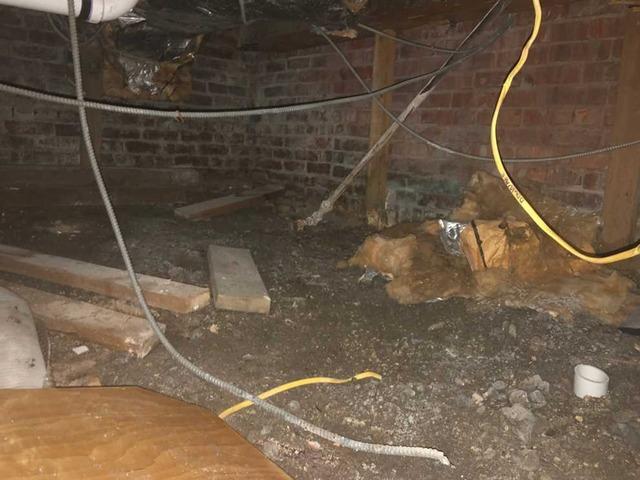 Foundation Stabilized in Hoboken, NJ