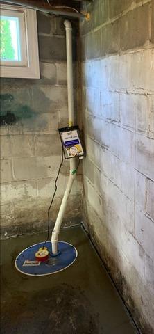 Wet Basement Solution in Lakehurst, NJ