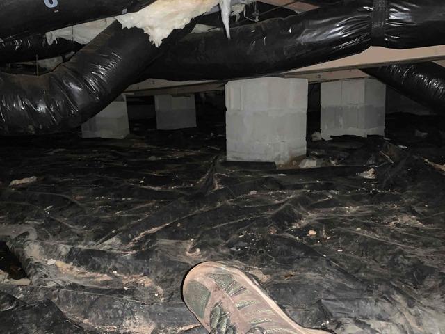 Crawl Space Foundation Repair in Manahawkin, NJ
