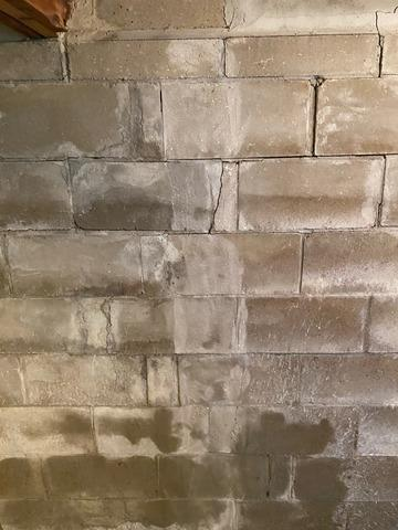 Cracked and Bowing Foundation Wall Repaired in Manasquan, NJ