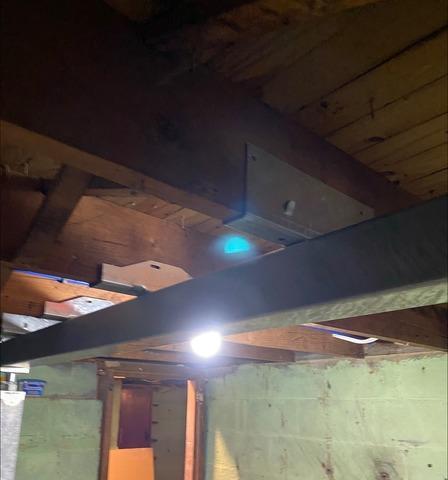 Sagging Floor Repair in Millstone, NJ