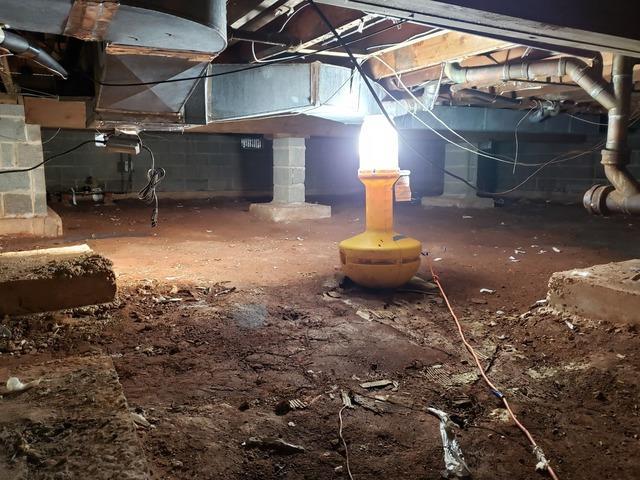 Crawl Space Repair in Skillman, NJ