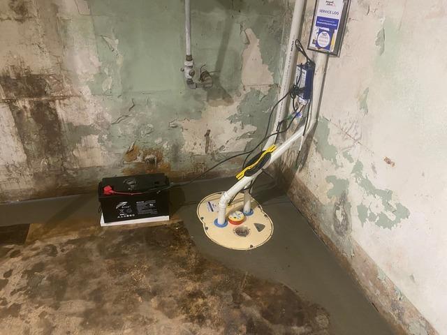 Wet Basement Solution in Berkeley Heights, NJ