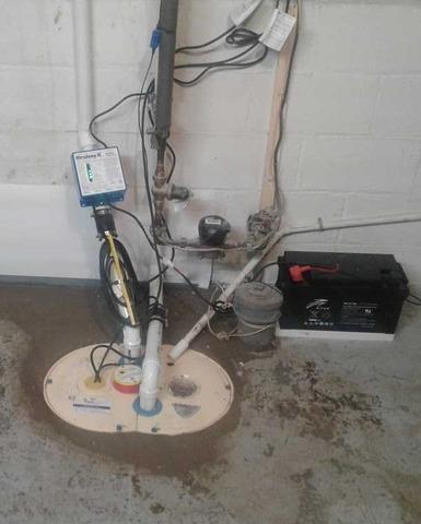 Sump Pump Replacement in West Orange, NJ