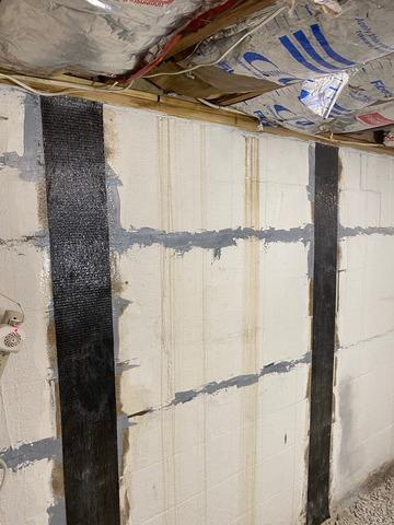 Foundation Wall Crack Repair in Old Bridge, NJ