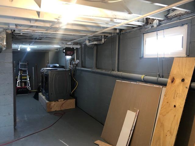 Basement Waterproofing in Keyport, NJ
