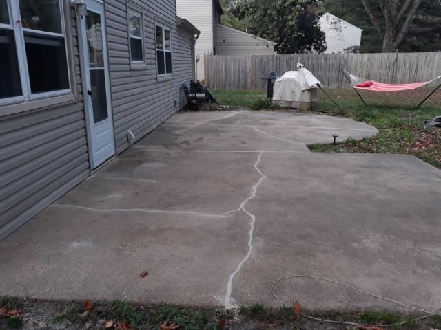 concrete Patio Repair in Clementon, NJ