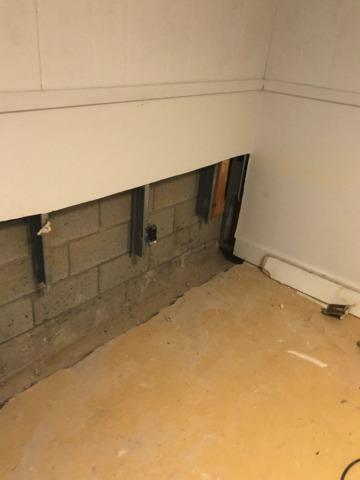 Wet Basement Solution in Califon, NJ