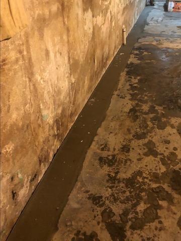Wet Basement Solution in Jersey City, NJ
