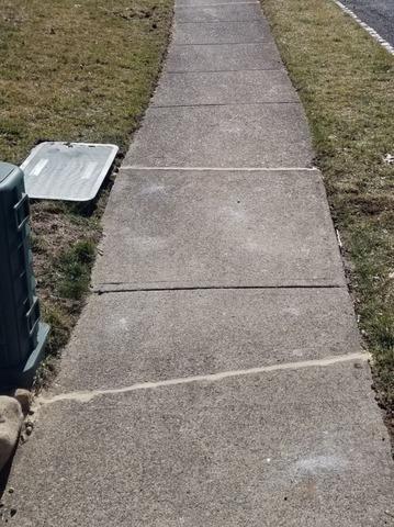 Concrete Sidewalk Repair in Hanover, NJ
