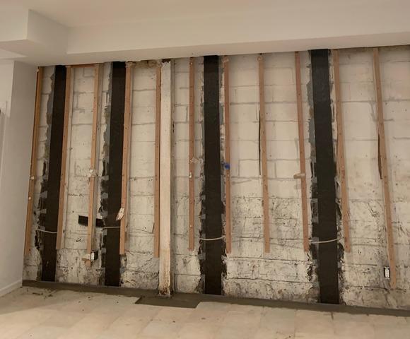 Wall Cracking Repair in Short Hills, NJ