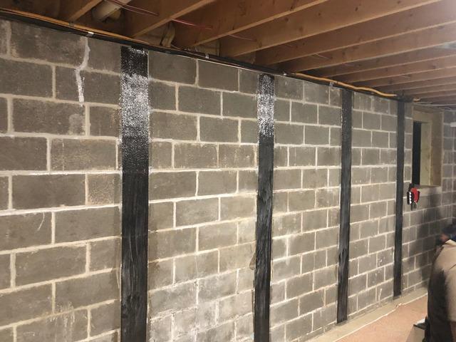 Foundation Wall Repair in Oak Ridge, NJ