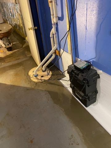 Sump Pump Replacement in Hazlet, NJ