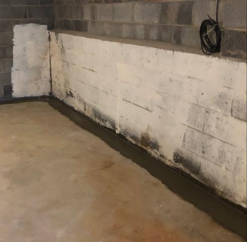 Wet Basement Solution in East Hanover, NJ