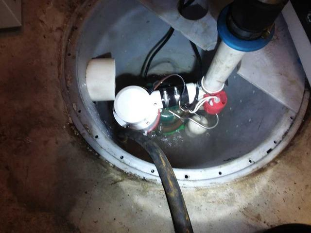Sump Pump Cleaning in Short Hills, NJ