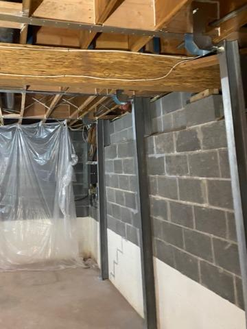 Foundation Issues in Hampton, NJ