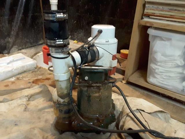 Sump Pump Cleaning in Hillsborough, NJ