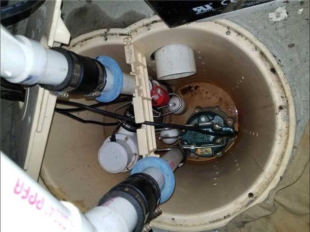 Sump Pump in Middlesex, NJ