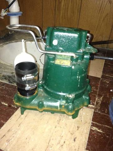 Annual Sump Pump Maintenance in Northvale, NJ