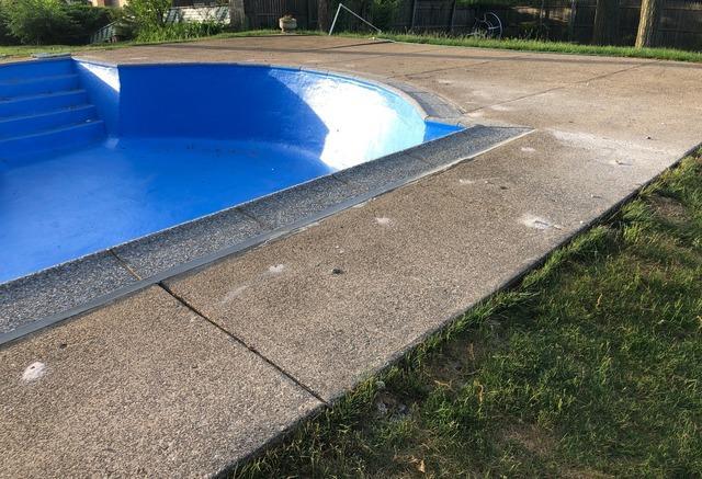 Pool Deck Repair in Morris Plains, NJ