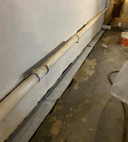 Basement Waterproofing in Jersey City, NJ