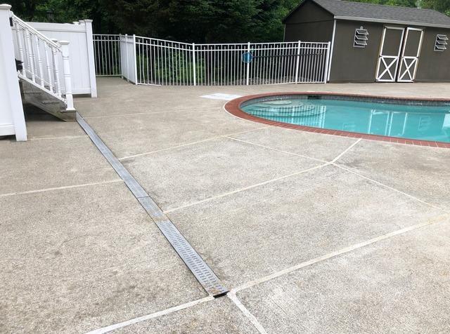 Pool Deck Repair in Columbia, NJ