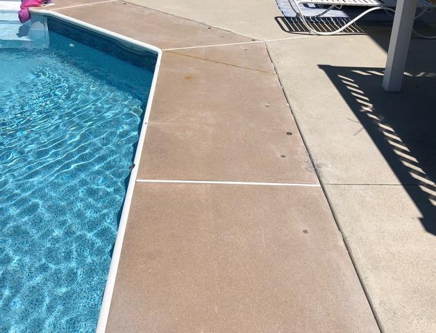 Pool Deck Repair in Egg Harbor, NJ