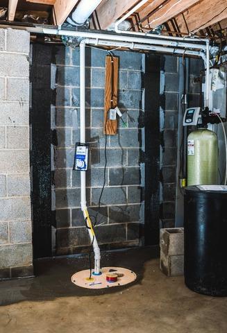 Basement Leak Repair in Hopwell, NJ