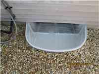 Installation of SunHouse Basement Window Well