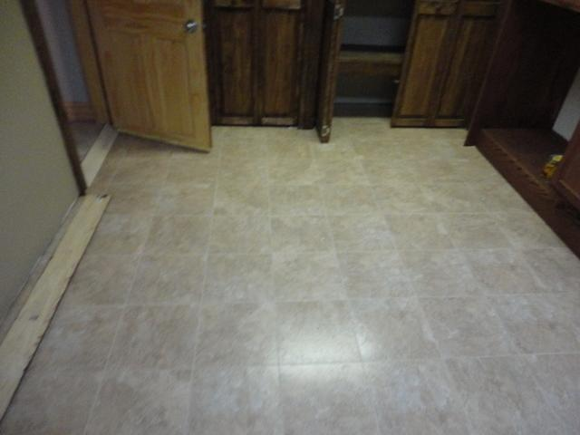 ThermalDry Canyon Beige Tile Installation